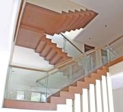 STAIRCASE - STEPS, HANDRAIL, RAILING, BALUSTER